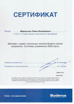 Buderus 2000